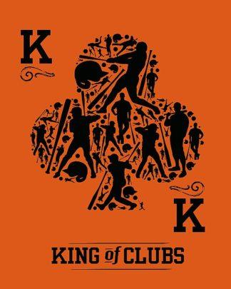 BM1421 - Baldwin, Jim - King of Clubs