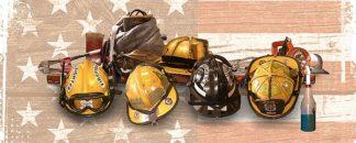 BM1504 - Baldwin, Jim - Firefighters Stand Tall