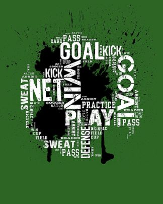 BM1515 - Baldwin, Jim - Soccer (green, splatter)