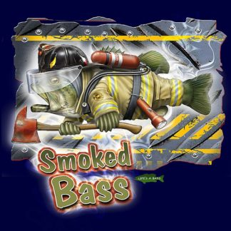 BM1720 - Baldwin, Jim - Smoked Bass