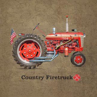 BM1766 - Baldwin, Jim - Fire Tractor