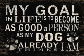 BM1992 - Baldwin, Jim - My Goal - Dog (horizontal)