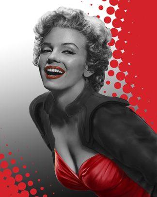 C1057D - Consani, Chris - Marilyn Red