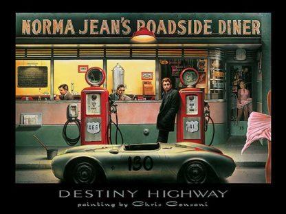 C221 - Consani, Chris - Destiny Highway