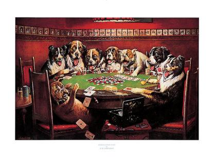 C364 - Coolidge, C. M. - Poker Sympathy