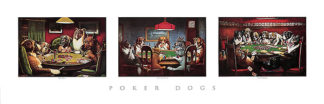 C366 - Coolidge, C. M. - Poker Dogs