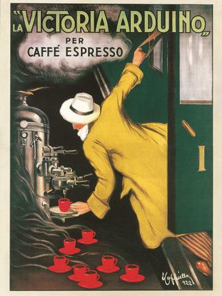 C371 - Cappiello, Leonetto - Victoria Arduino, 1922