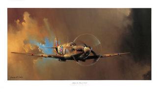 C378 - Clark, Barrie - Spitfire