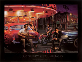 C528 - Consani, Chris - Legendary Crossroads