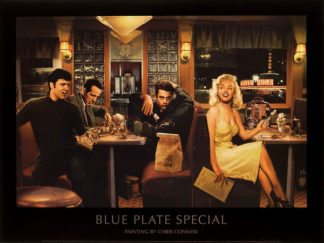 C529 - Consani, Chris - Blue Plate Special