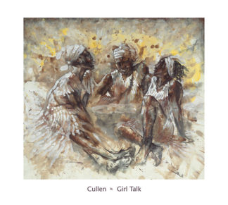 C492 - Cullen - Girl Talk
