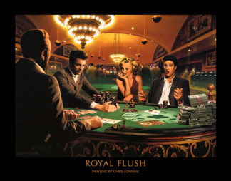 C538 - Consani, Chris - Royal Flush