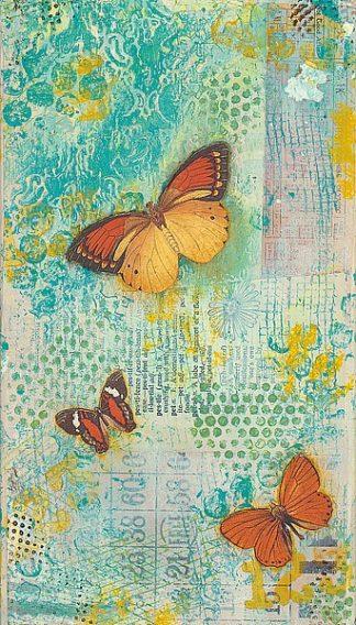 CU1015 - Cushman, Cassandra - Sunset Butterflies