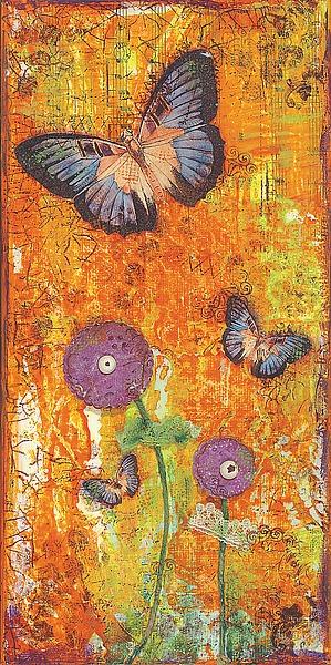 CU1016 - Cushman, Cassandra - Violet Flutters