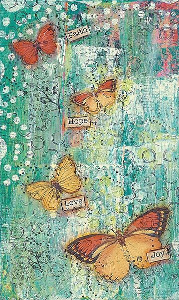 CU1017 - Cushman, Cassandra - Faith Hope Joy