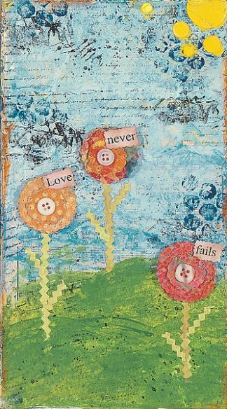 CU1031 - Cushman, Cassandra - Love Never Fails