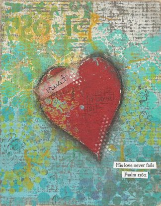 CU1553 - Cushman, Cassandra - Trust Heart
