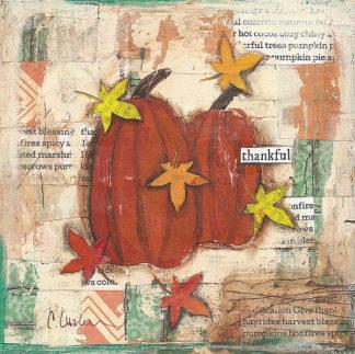 CU1625 - Cushman, Cassandra - Thankful Pumpkins and Leaves