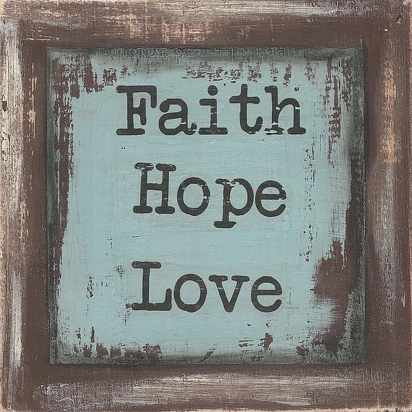 CU1644 - Cushman, Cassandra - Faith Hope Love