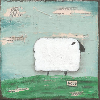 CU1683 - Cushman, Cassandra - Hope Sheep