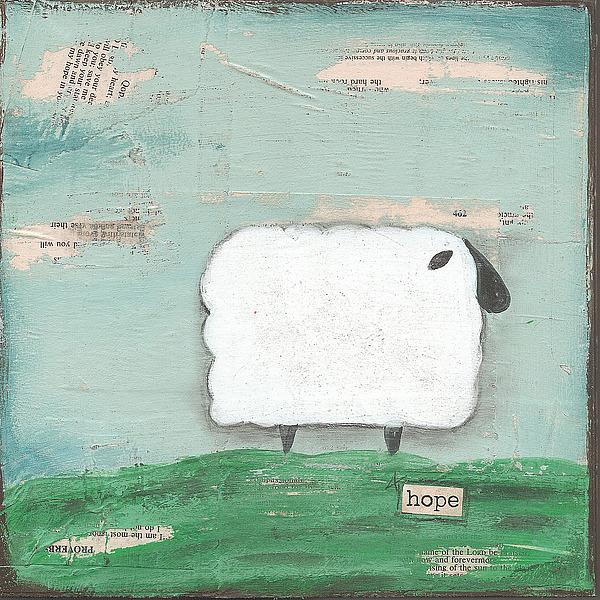 CU1683 - Cushman, Cassandra - Hope Sheep