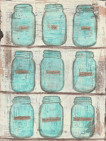 CU1685 - Cushman, Cassandra - Jars