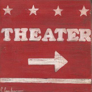 CU1726 - Cushman, Cassandra - Theater