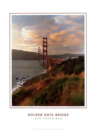 D445 - David, Bob - Golden Gate Bridge (vertical)