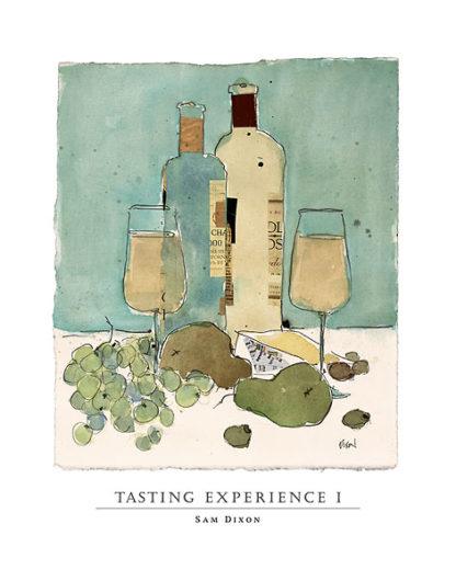 D449 - Dixon, Sam - Tasting Experience I