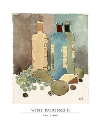D452 - Dixon, Sam - Wine Pairings II