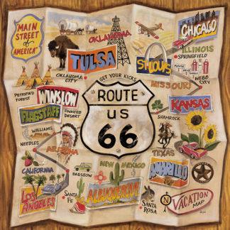 D531 - Dupré, Karen - Route 66