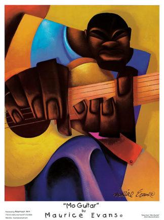 E115 - Evans, Maurice - Mo Guitar