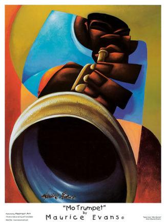 E116 - Evans, Maurice - Mo Trumpet