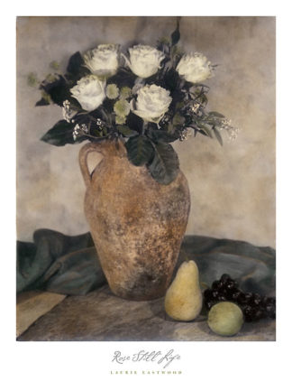 E131 - Eastwood, Laurie - Rose Still Life