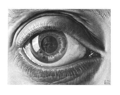 E94 - Escher, M. C. - Eye