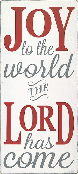 ER1006 - Deranja, Erin - Joy the the World The Lord
