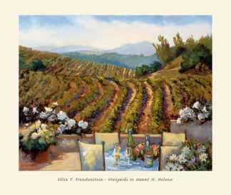 F219 - Freudenstein, Ellie - Vineyards to Mount St. Helena