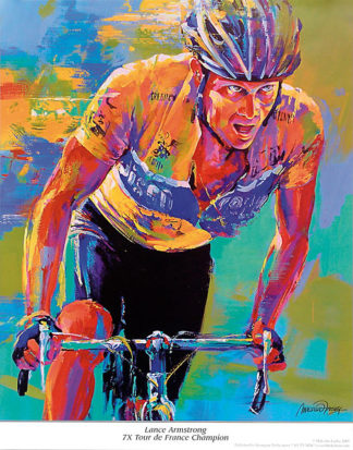 F257 - Farley, Malcolm - Lance Armstrong – 7X Tour de France Champion