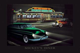 F272 - Flint, Helen - Mickey's Diner