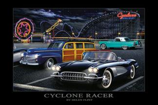 F273 - Flint, Helen - Cyclone Racer
