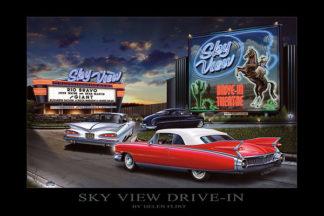 F274 - Flint, Helen - Sky View Drive-In