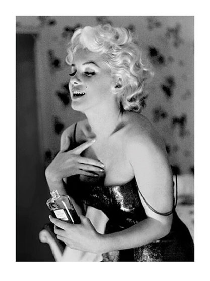 F292 - Feingersh, Ed - Marilyn Monroe, Chanel No. 5