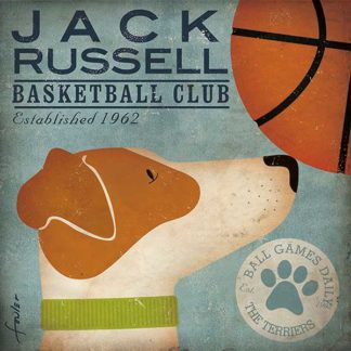 F340 - Fowler, Stephen - Jack Russell Basketball