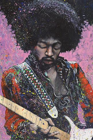 F380 - Fishwick, Stephen - Jimi (Hendrix)