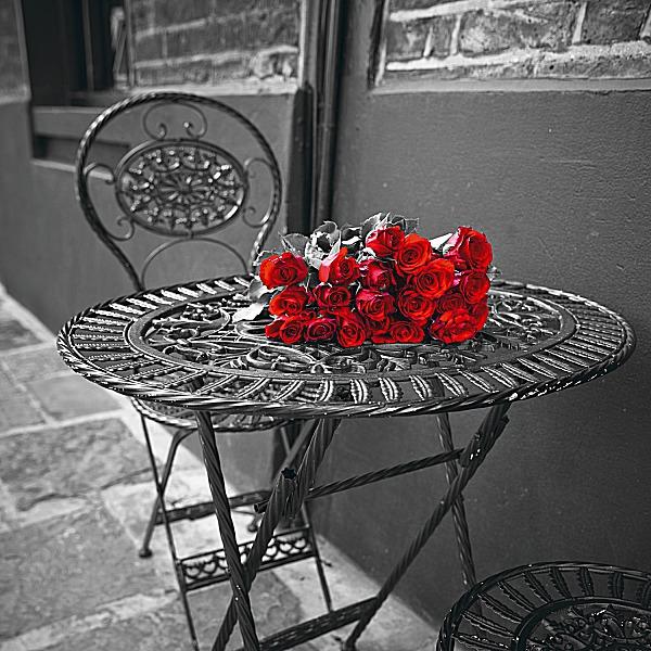 F429 - Frank, Assaf - Romantic Roses II