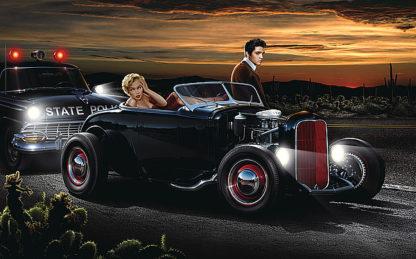 F545D - Flint, Helen - Joy Ride