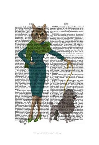 F624 - Fab Funky - Cat and Poodle
