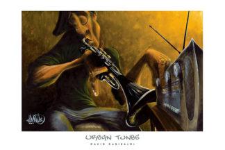 G427 - Garibaldi, David - Urban Tunes