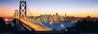 G595 - Griffin, Karalee - Bay Bridge with Skyline, San Francisco, CA