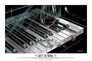 G598 - Godard, Michael - The Key to Wine